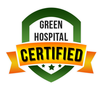 Certified Green Hospital